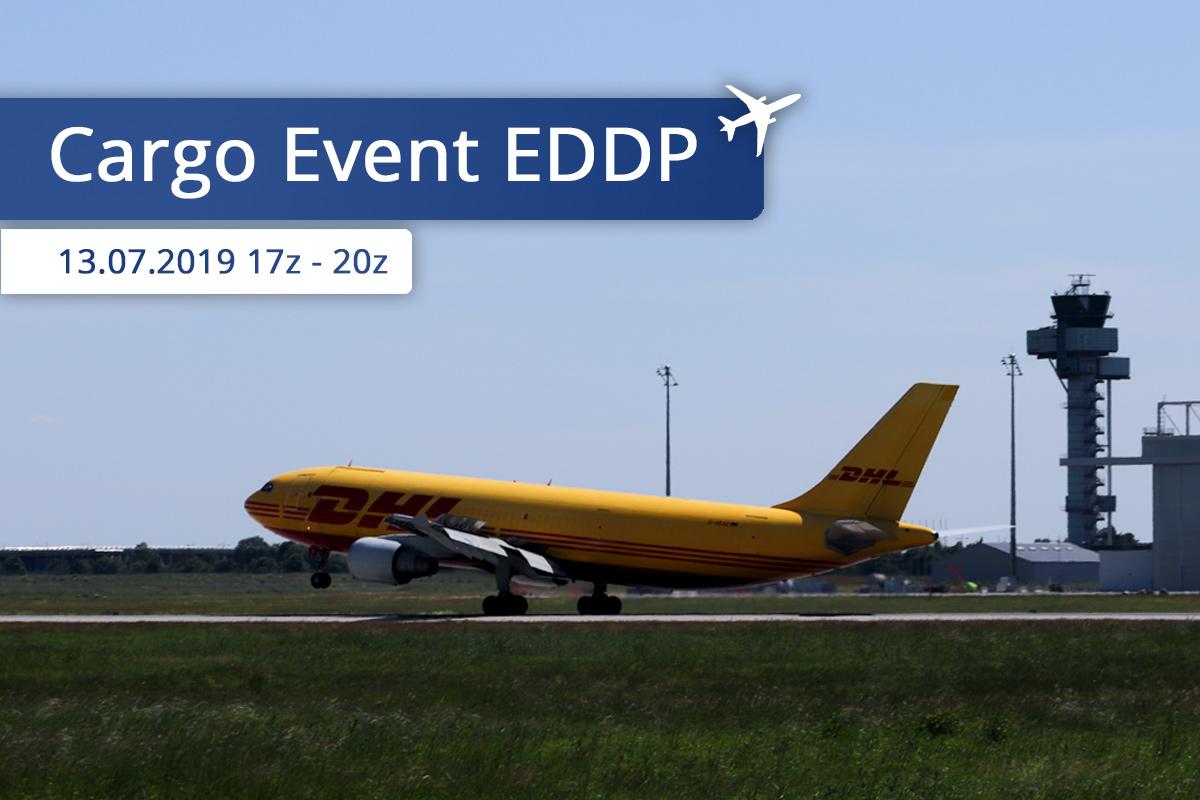 [DE] Cargo Event EDDP