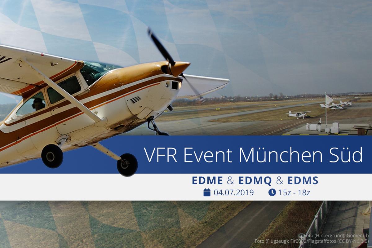 [DE] VFR Munich South