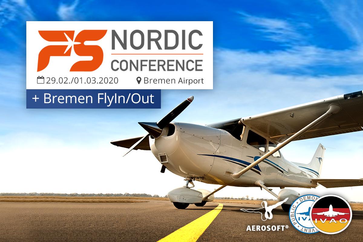 [DE] PDE - FS Nordic Conference - Bremen is calling!